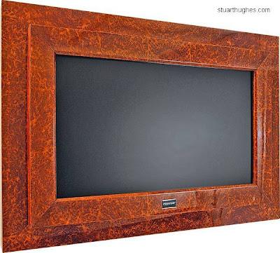 Television LCD marco fino