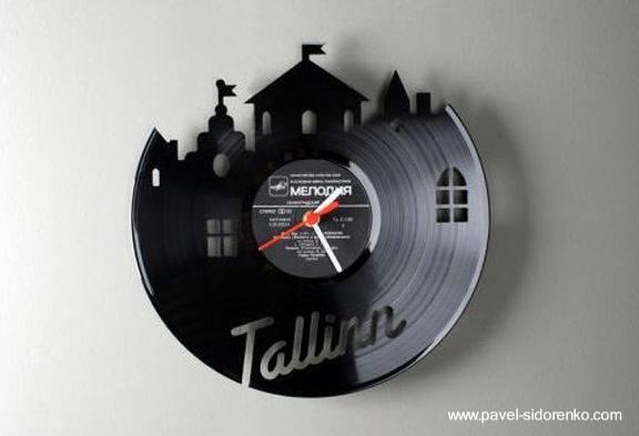 Arquitectura de casas relojes de pared originales - Reloj decorativo de pared ...