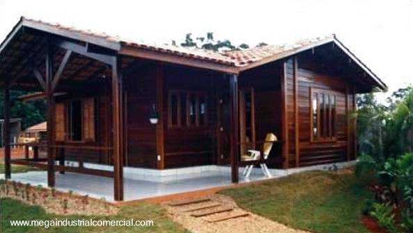 Arquitectura de casas casas prefabricadas en el paraguay for Prefabricadas madera