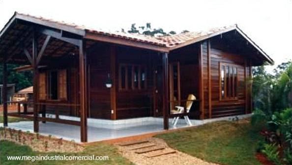 Arquitectura de casas casa prefabricada en paraguay for Modelos de casas prefabricadas americanas