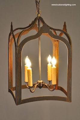 Lámpara colgante linterna