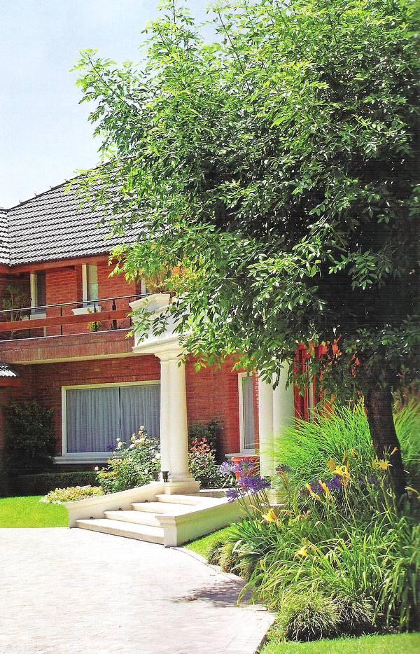 Arquitectura de casas jardines para enmarcar casas for Casa y jardin tienda madrid