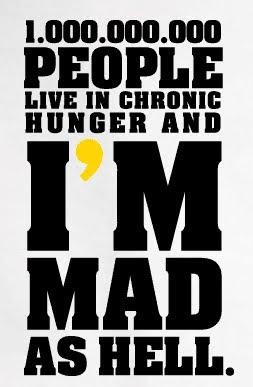 Campaña contra el hambre
