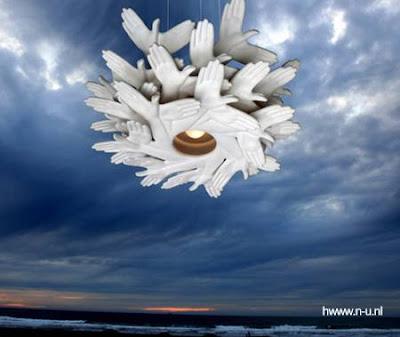 Lámpara decorativa para la casa