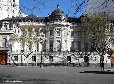 Palacio Pereda - Embajada de Brasil - Buenos Aires