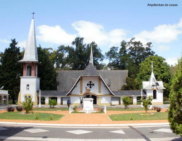 Catedral de la República de los Niños en Buenos Aires