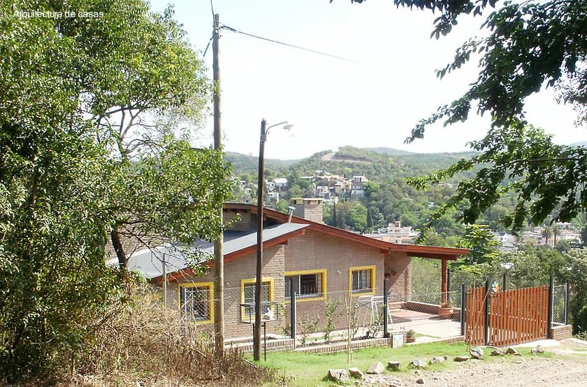 Arquitectura de casas casas de monta a con vista panor mica for Casa en la montana