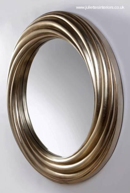 Arquitectura de casas espejos decorativos refinados para for Espejo ovalado de pie