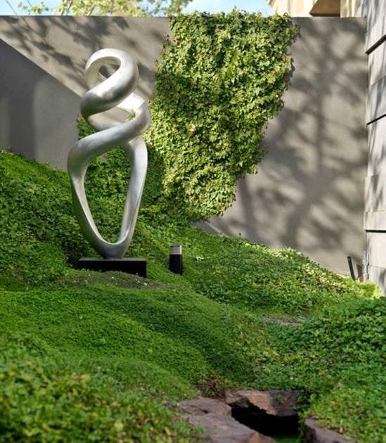Amor de amistad escultura de jard n - Esculturas para jardines ...