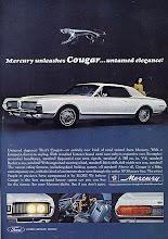 Mercury 1967 Ad