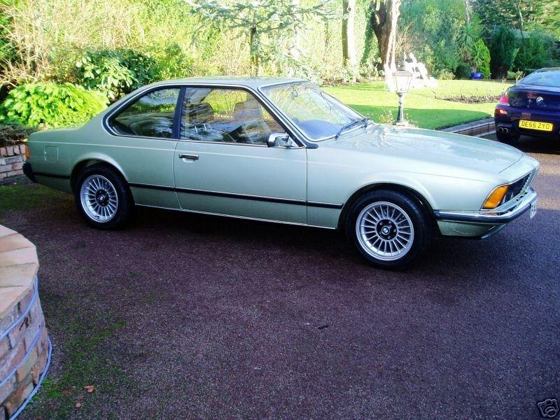 BMW 635CSI for Sale: 1978 633CSi