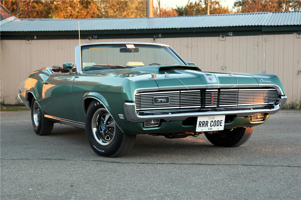 Go back gt gallery for gt 1967 mercury cougar xr7 convertible