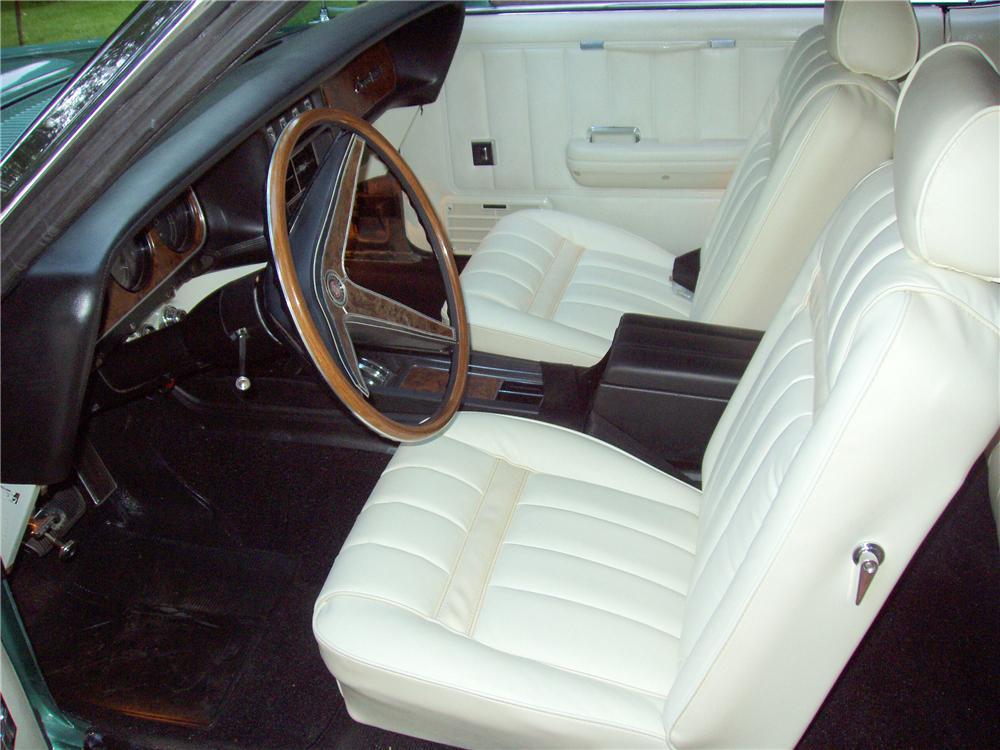 1969 mercury cougar barrett jackson lot 969 1 1969 mercury cougar xr7 convertible sold for 1969 mercury cougar interior parts