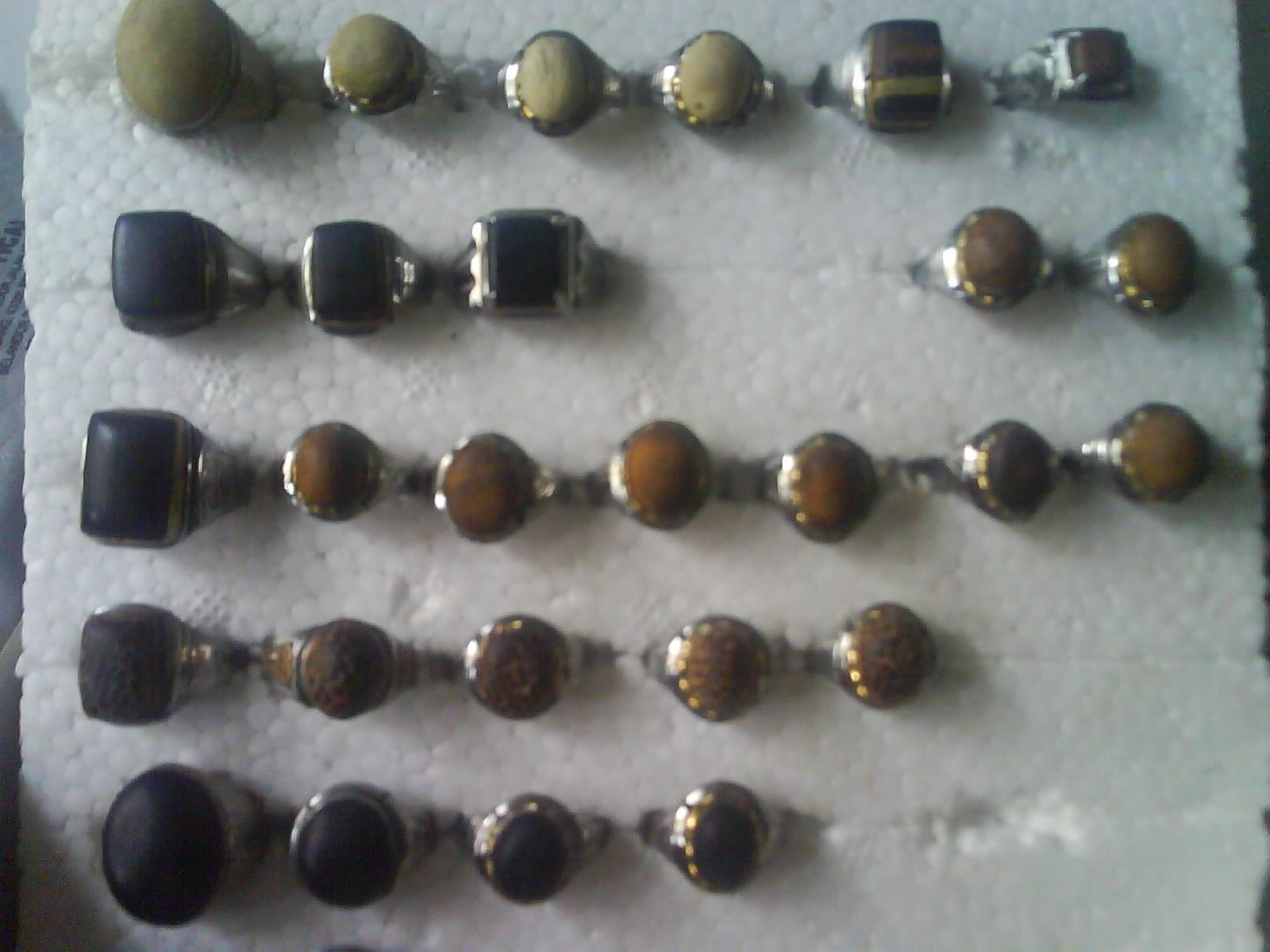 Kayu tas 3 cincin kayu kemuning hitam 4 cincin kayu ibor sesiapa