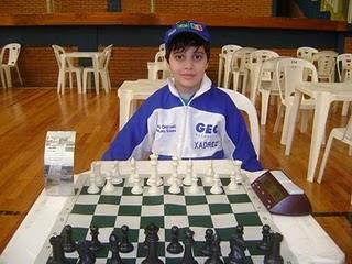 Tetra Campeão brasileiro de xadrez