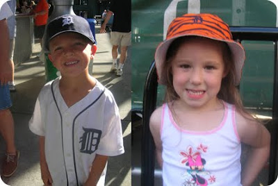 cutest little Tigers fans ever.