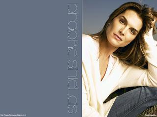 Brooke Shields Wallpaper