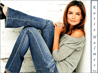 Cool Katie Holmes Wallpaper