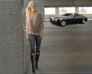 Amy Smart Lovely Wallpaper