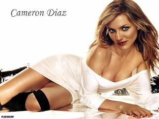 Cameron Diaz Beautyful Sexy Wallpaper