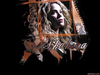 Shakira Lovely Image