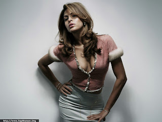 Eva Mendes Sexy Wallpaper