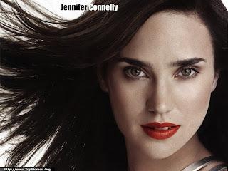 Jennifer Connelly Lovely Wallpaper
