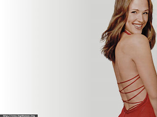 Jennifer Garner Lovely Wallpaper
