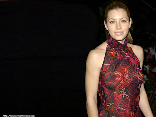 Jessica Biel Hot Wallpaper