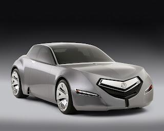 Acura Advanced Sedan Concept 2006 Car Wallpaper