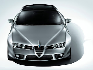Alfa Romeo Brera Concept Car Wallpaper
