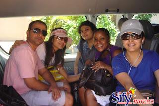 Trisha Ramya Krishna And Friends