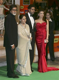 Bachchan's Family