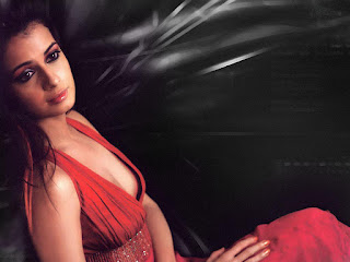 Miss Asia Pacific Diya Mirza Sexy Wallpaper