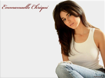 Emmanuelle Chriqui Cute Wallpapers
