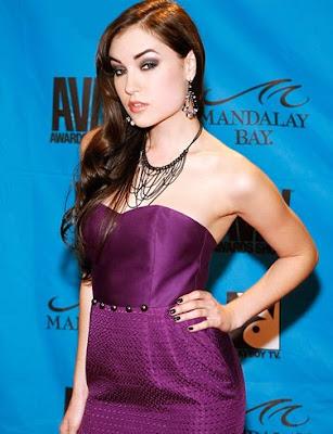 American Actress Sasha Grey Photos