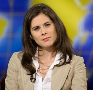 American News Anchor Erin Burnett Photos