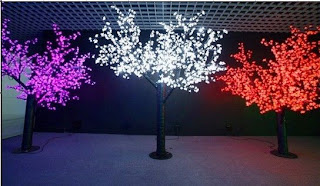 Led Christmas Lights Decoration