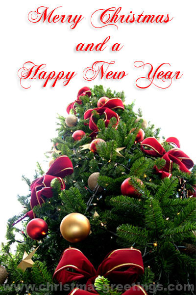 christmas for God: merry christmas and happy new year