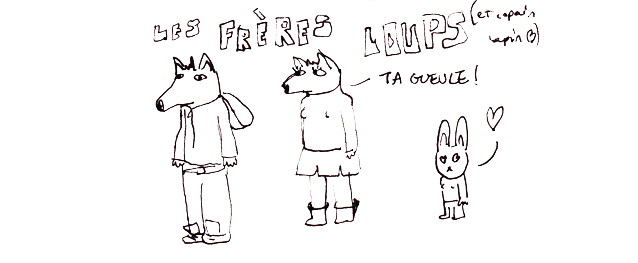 LES frères Loups