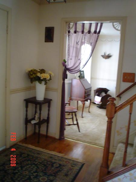 Hallway to Palor