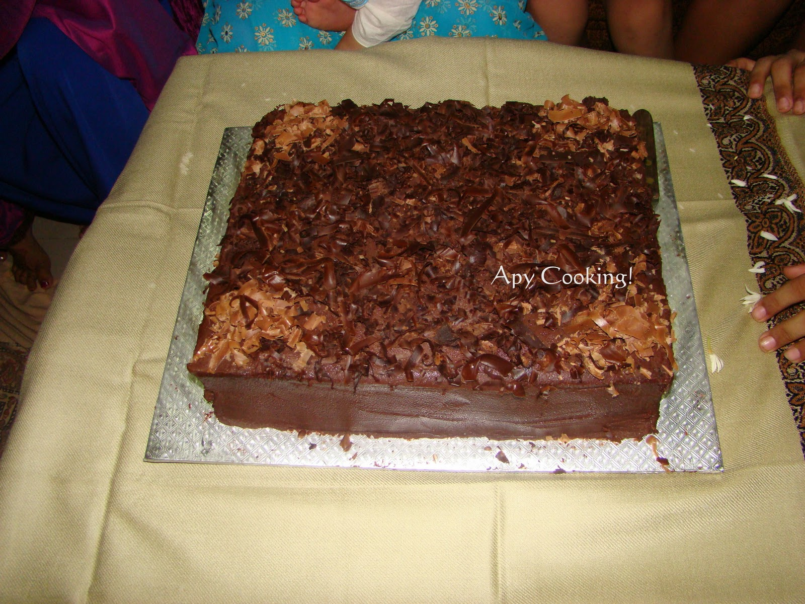 Eggless Chocolate Cake Images : Apy Cooking: Eggless Chocolate Cake