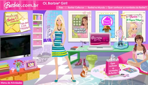 Barbie a fashion fairytale games for girls 78