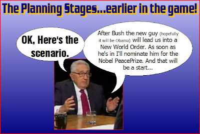 Kissinger nwo