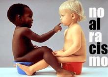 NO AL RACISMO !!!
