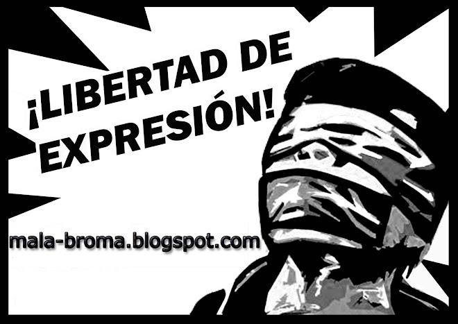 Come democracia!! Traga libertad!!