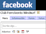Grupo Ferrolvento en Facebook