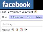 Grupo Ferrolvento en Facebook