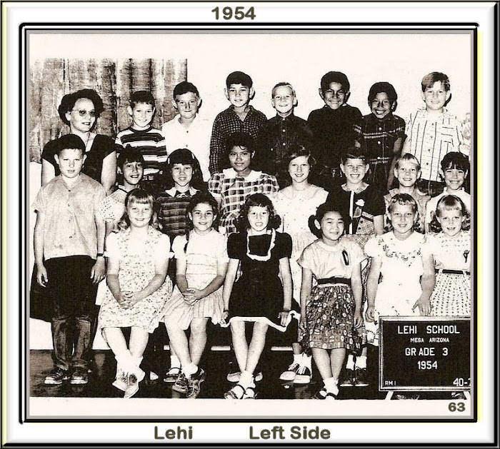 LEHI 3rd 1954 Left Side