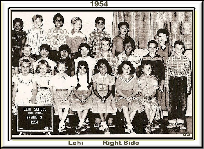 LEHI 3rd 1954 Right Side